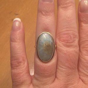 Jewelry - 🔮✨ Aqua Ten Gemstone - Size 7 ✨🔮